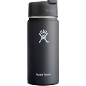 Hydro Flask Wide Mouth Coffee Bottle 16oz (473ml) Black
